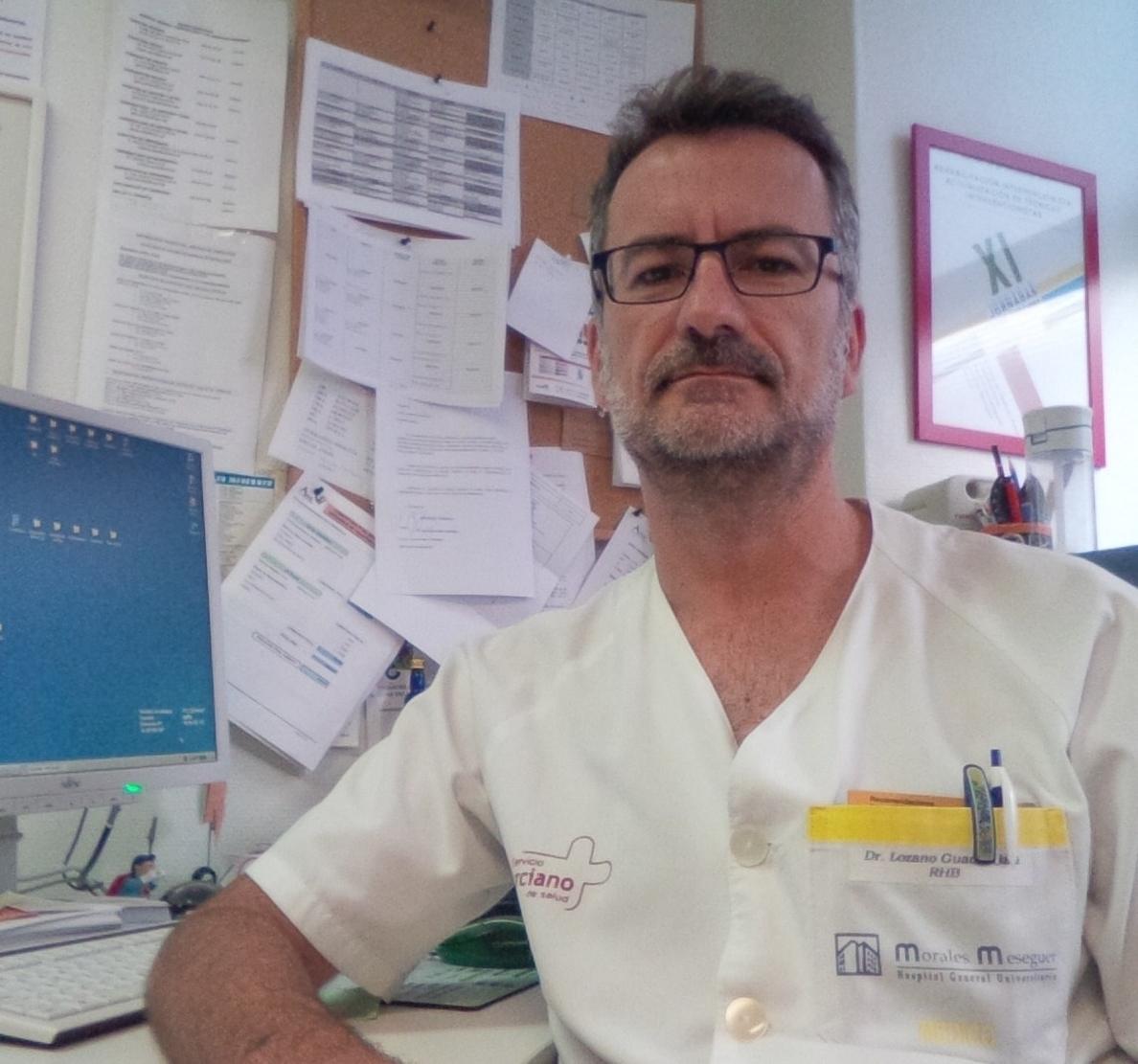 Los pacientes de linfedema del Morales reciben formación para prevenir y enfrentarse a sus enfermedades