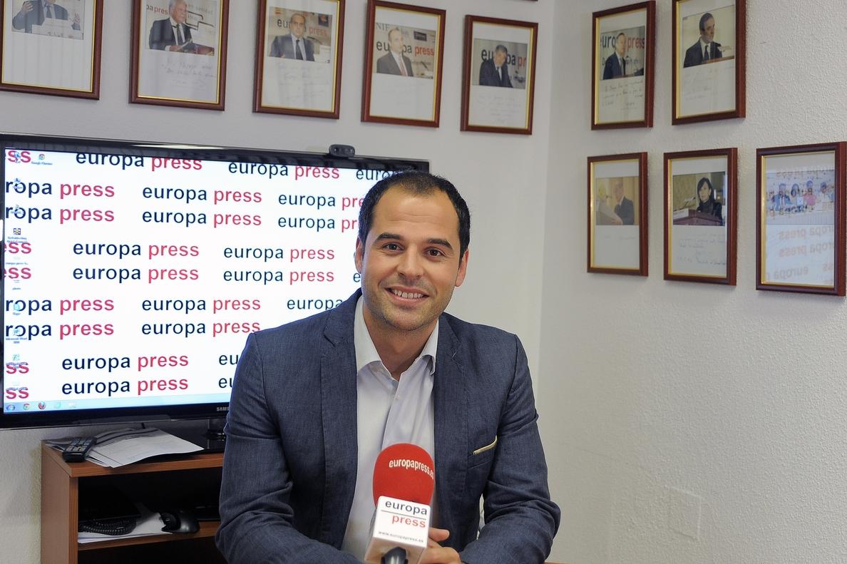 C»s no descarta una moción de censura a Cifuentes si pasan los meses y no hay «cambios reales» en la Comunidad de Madrid
