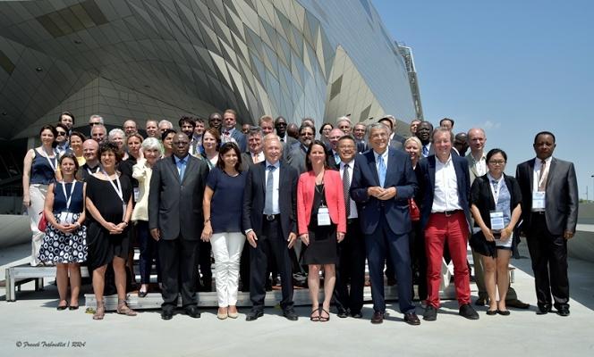 Oregi subraya que la cumbre sobre Clima y Territorio de Lyon ha cumplido «plenamente sus objetivos»