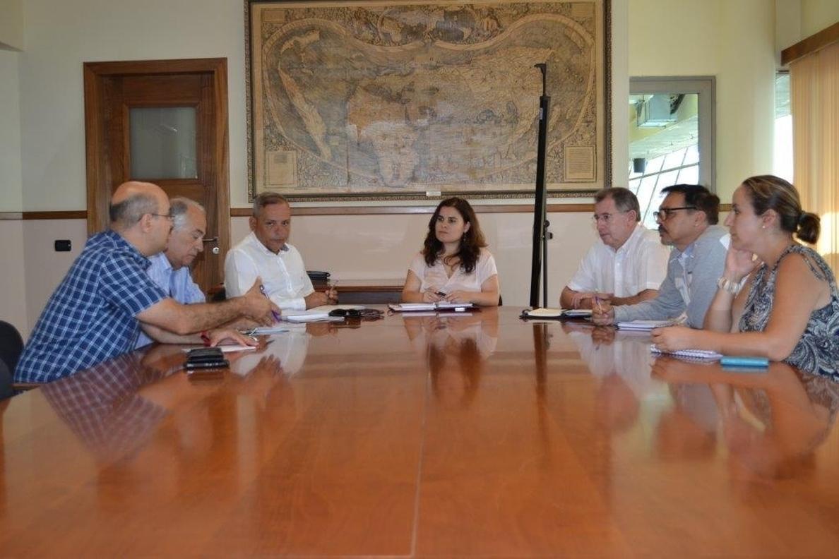 El Cabildo de Tenerife y el Ayuntamiento de Candelaria potencian las zonas comerciales abiertas del municipio