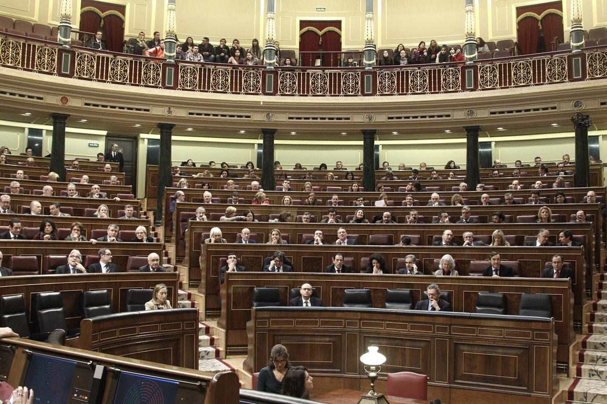 El Congreso aprueba mañana la recuperación del recurso previo al TC para los estatutos de autonomía