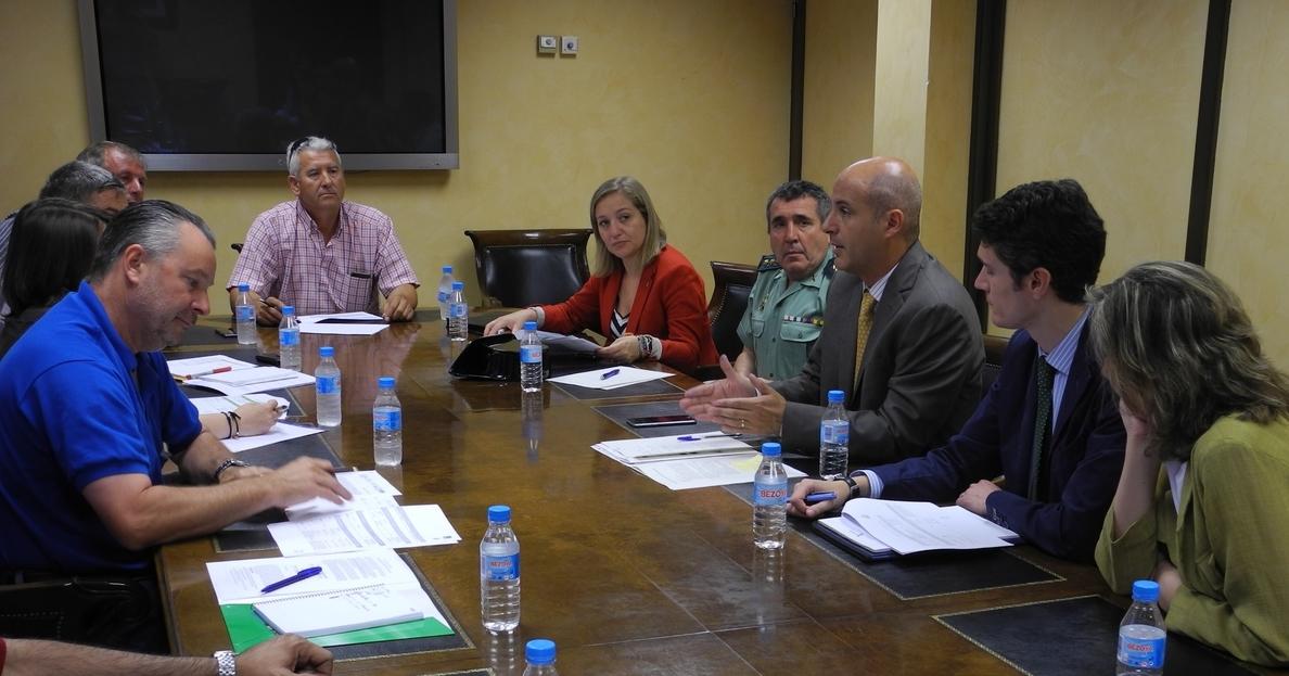 La DGT levanta parte de las restricciones impuestas para las cosechadoras en las autovías de CyL