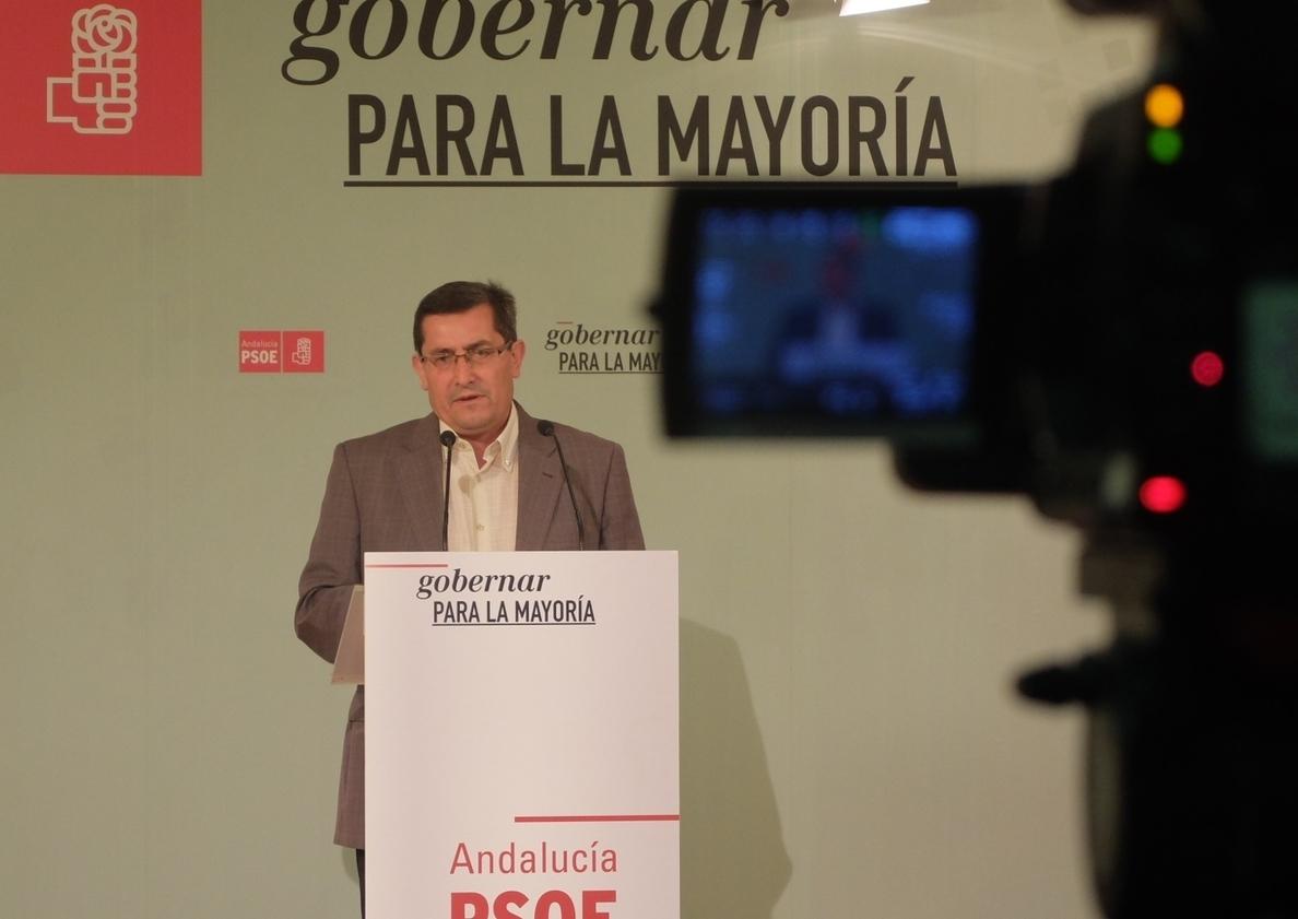 La Diputación celebra este jueves pleno de constitución con cambio de gobierno, del PP al PSOE