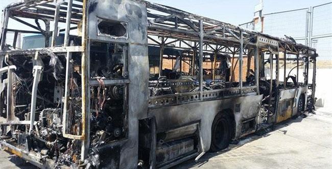 La EMT registra 22 incendios en autobuses en el primer semestre del año y obliga a dar de baja a dos de ellos