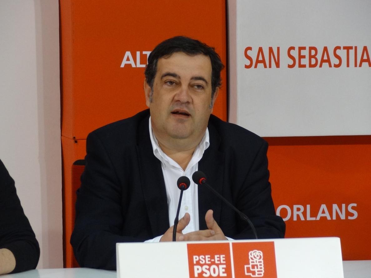 Gasco dice que PSE sería favorable a recuperar la comitiva de autoridades de la Salve «si hay consenso político amplio»