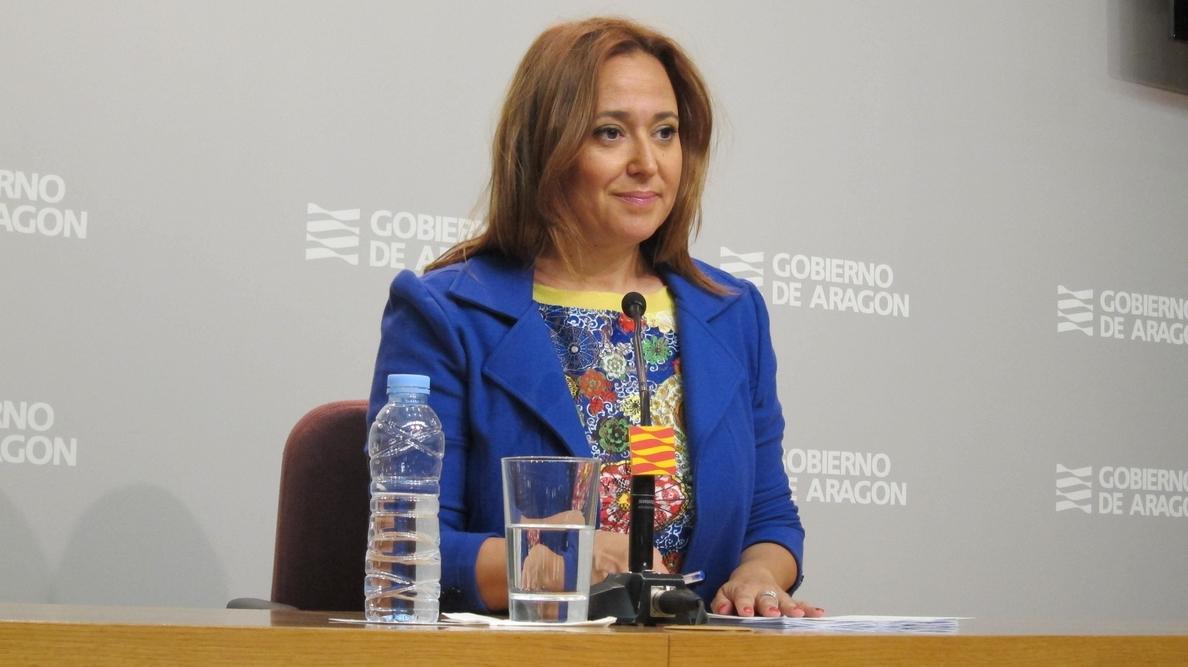 El Gobierno de Aragón se compromete a no cerrar colegios con cuatro alumnos en el mundo rural