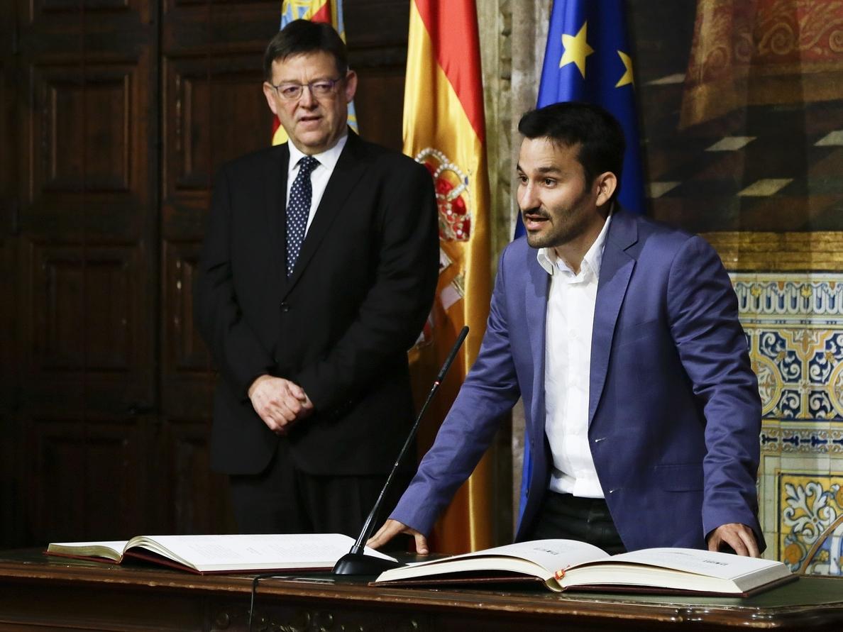 Gobierno valenciano pide «consenso» para una futura Ley Valenciana de  Educación y hacer menos traumática la LOMCE