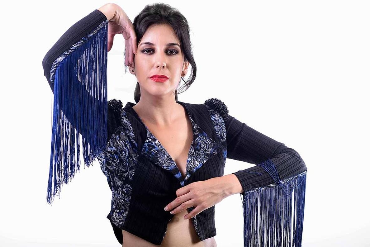 La cantaora Laura Vital ofrece este jueves un adelanto de su disco debut en un concierto en el Cicus