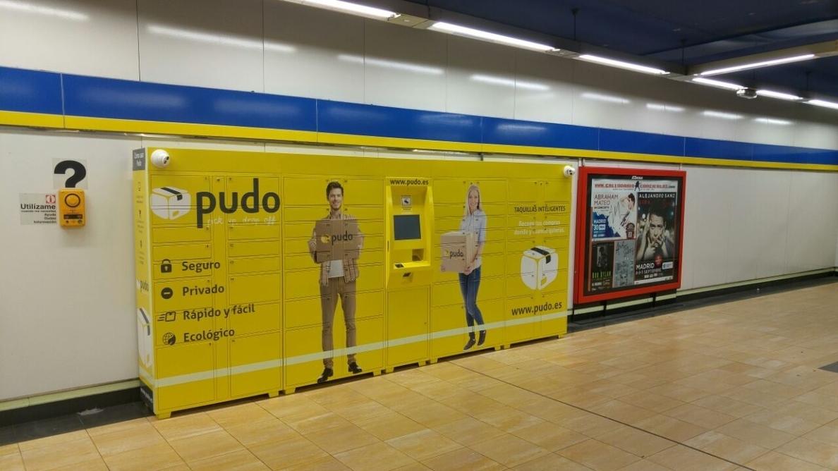 Metro ya cuenta con consignas para recogida de compras a través de Internet que darán 75.000 euros de beneficios anuales