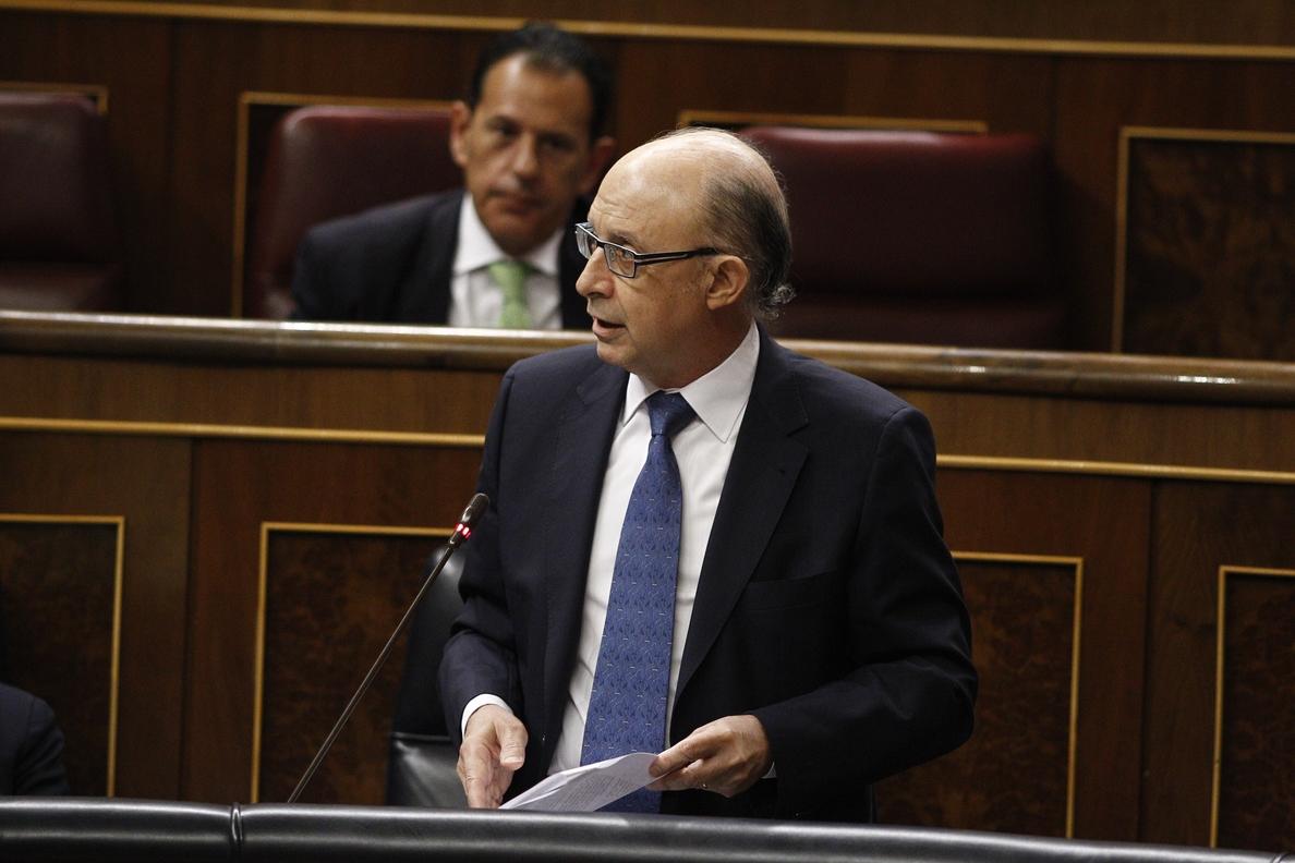 PSOE, IU-ICV, CDC, UDC y PNV rechazan el techo de gasto porque abocará a más recortes en servicios públicos