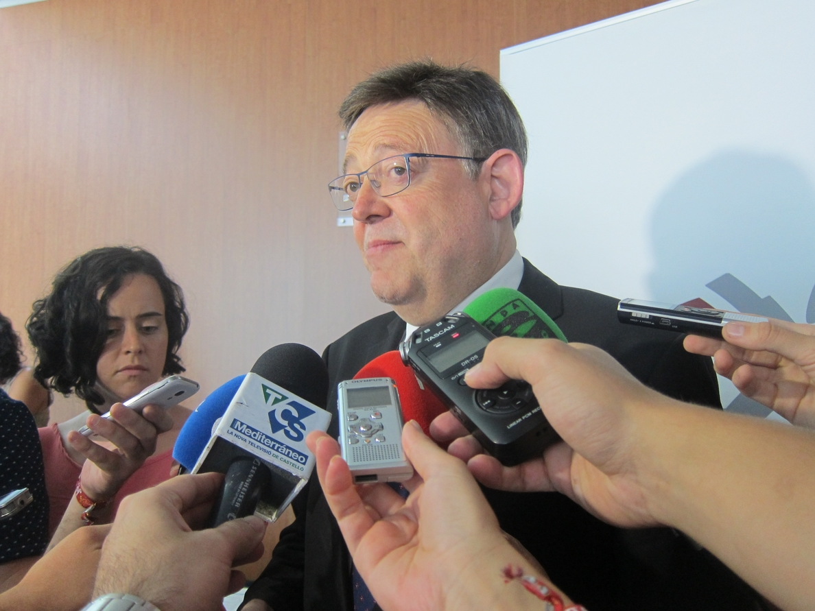 Puig dice que el viernes se desplegará totalmente la arquitectura institucional del Consell