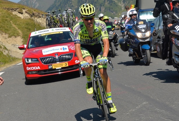 Rafal Majka suma en Cauterets su tercer triunfo en el Tour