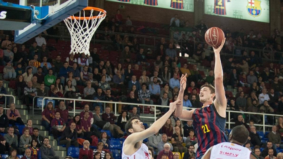 El pívot Tibor Pleiss deja el FC Barcelona para enrolarse a los Utah Jazz de la NBA