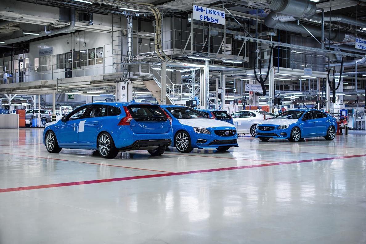 Volvo Cars compra el 100% de Polestar