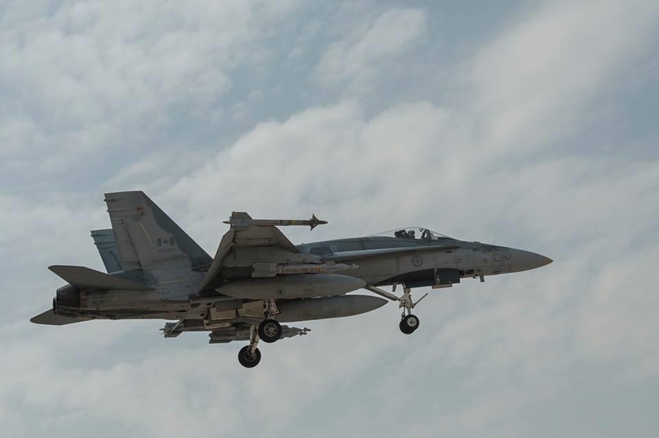 La coalición liderada por Estados Unidos lanza 33 ataques contra Estado Islámico en Irak y Siria