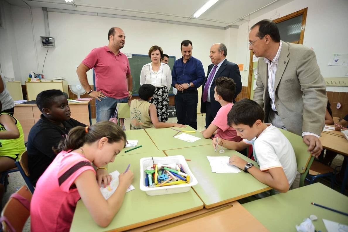 Un total de 135 menores del distrito Norte participan en la nueva edición de la Escuela de Verano