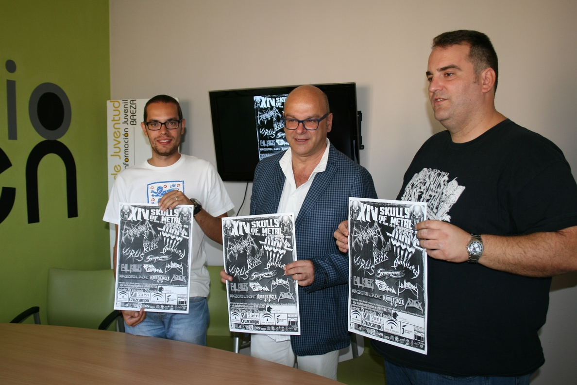 Baeza acogerá 15 horas ininterrumpidas de Heavy Metal en la XIX edición del »Skulls of Metal»