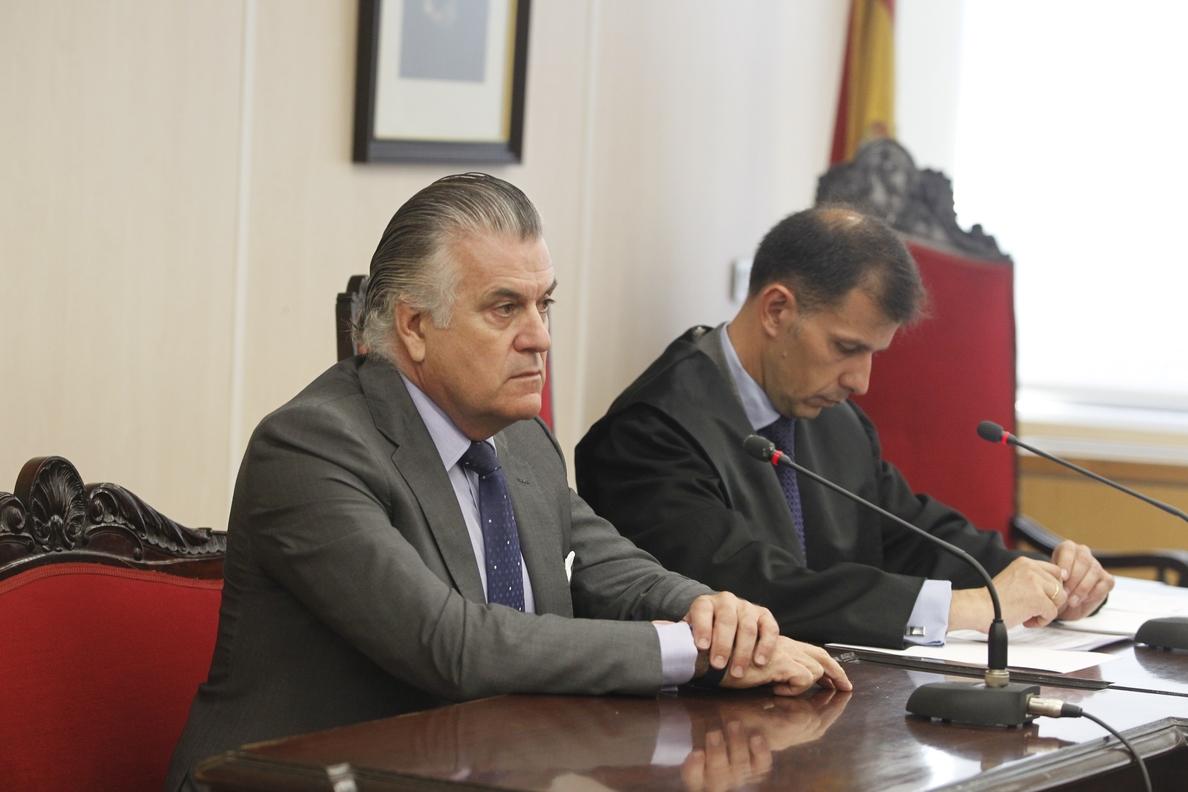 La juez rechaza la demanda de Bárcenas solicitando su reingreso en el PP por hacerlo fuera de plazo