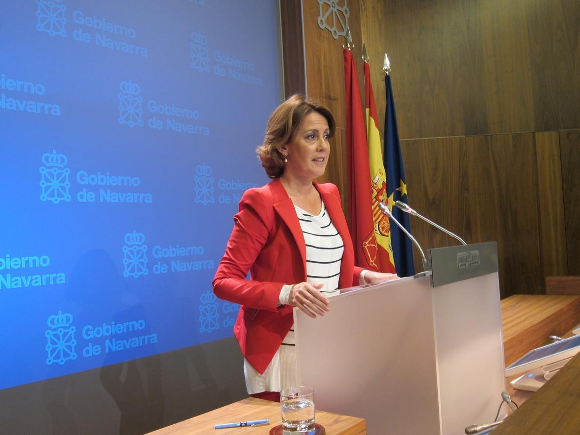 Barcina eleva al 3% la previsión de crecimiento de Navarra en su despedida del Gobierno foral