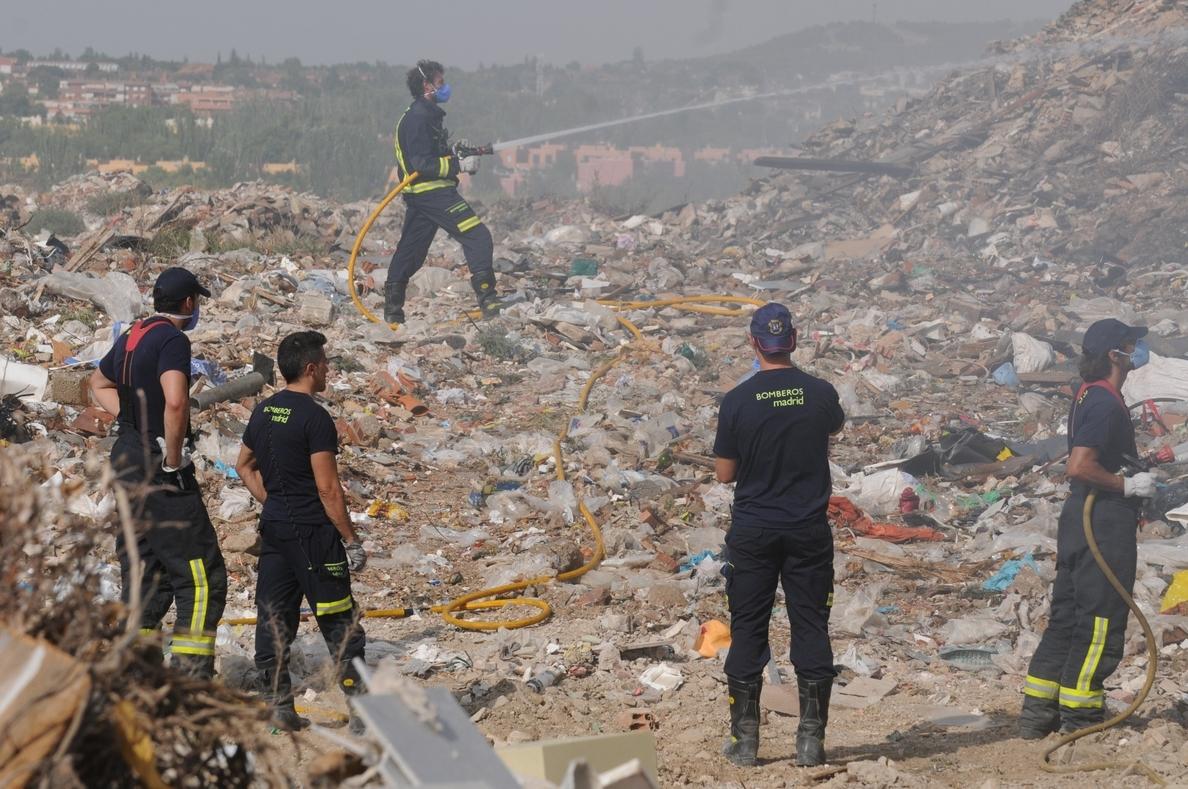 Bruselas denuncia a España ante el TUE por «persistencia de vertederos ilegales»
