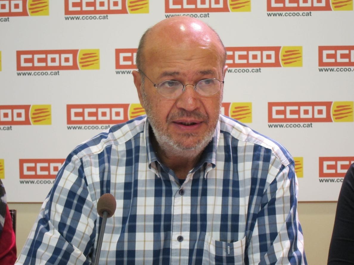 CC.OO defiende un salario mínimo de unos 1.000 euros para Barcelona y el AMB