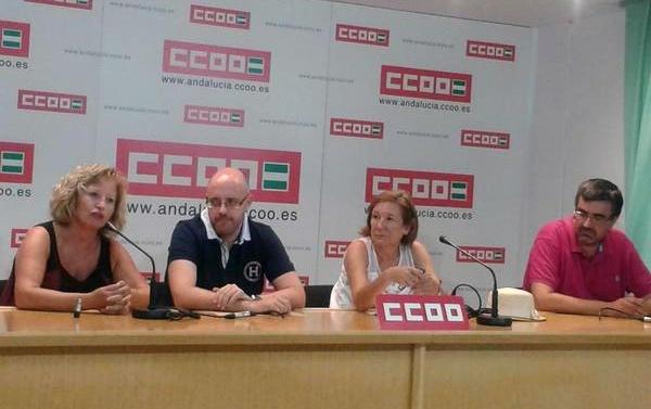 CCOO lamenta posición «intransigente y cicatera» de las patronales en la negociación del VII Convenio de la Dependencia