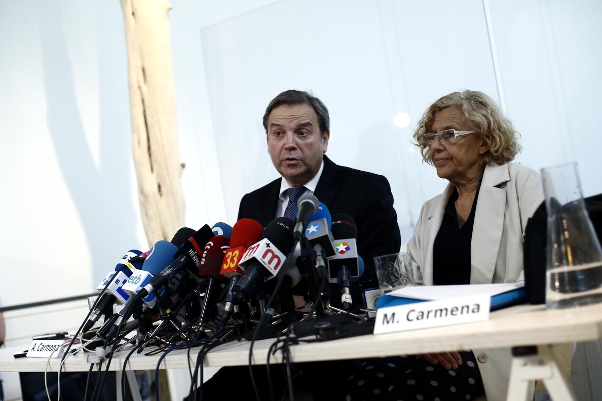 Carmona pide la retirada de »Versión Original» y subraya que el «Ayuntamiento no está para rectificar a periodistas»
