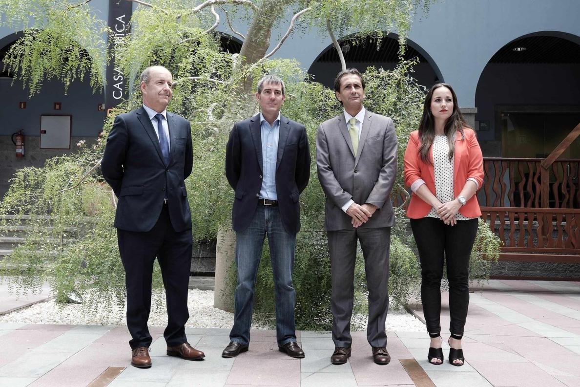 Clavijo considera que África «es una oportunidad» para «mejorar» la economía de Canarias en el cambio de ciclo