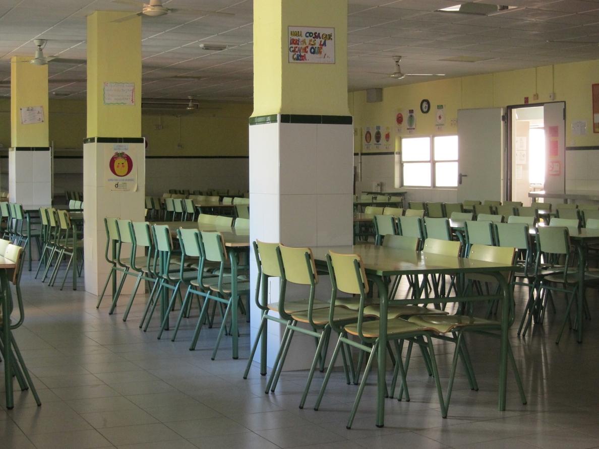 La Comunidad abrirá a finales de la próxima semana tres IES de la capital para niños con pocos recursos