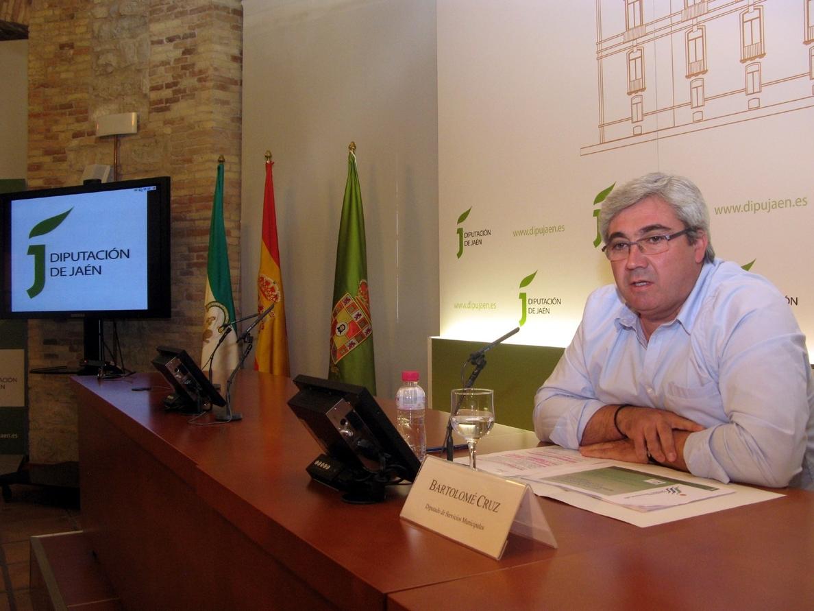 Diputación destinará 100.000 euros para adecuar espacios degradados por el vertido de escombros