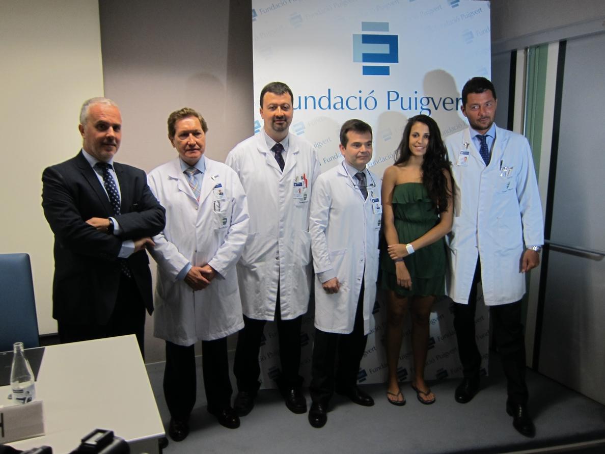 La Fundació Puigvert realiza el primer trasplante de riñón completo con robot de Europa
