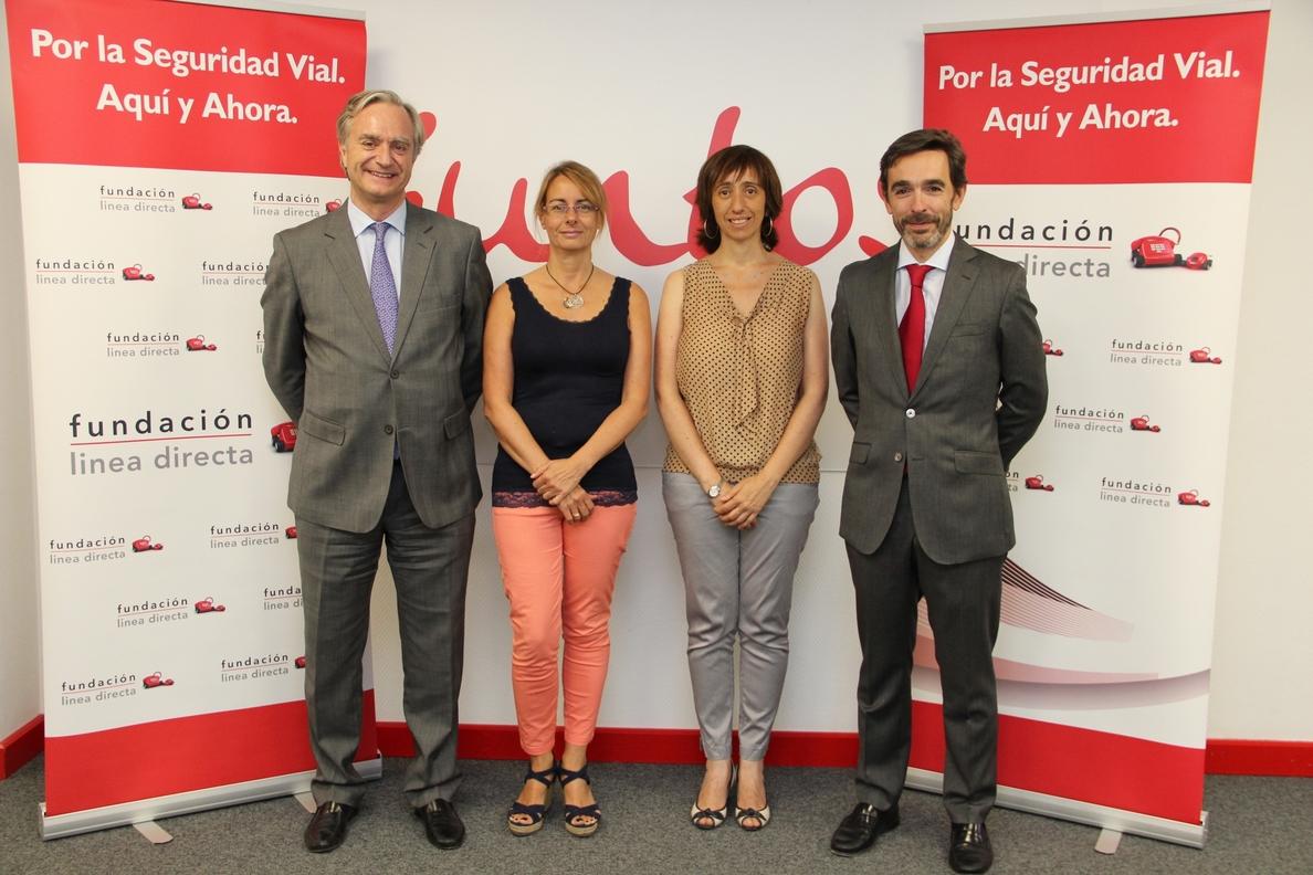 Fundación Línea Directa y CNSE promoverán la seguridad y la educación vial entre las personas sordas