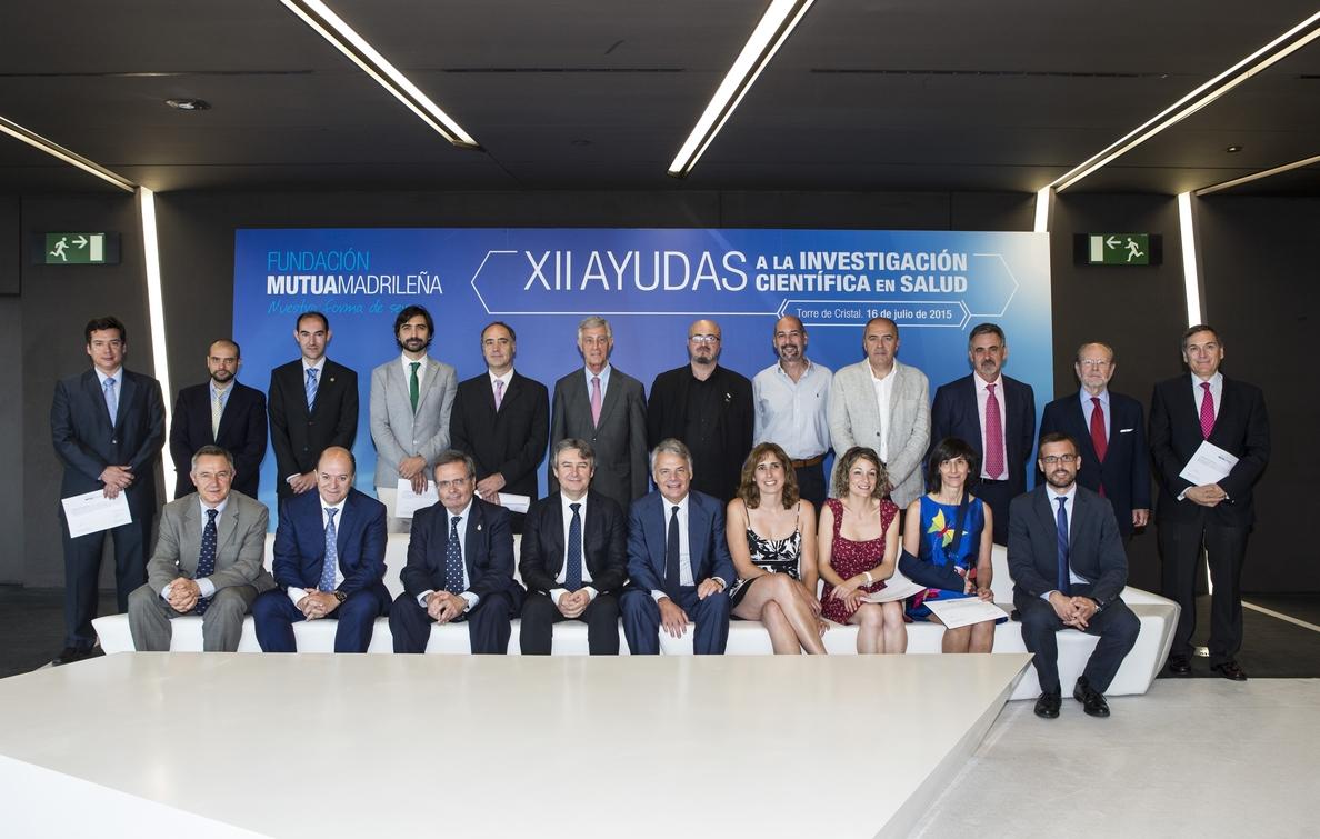 Fundación Mutua Madrileña destina más de 1,7 millones de euros a investigaciones sobre leucemia, traumatología y ER