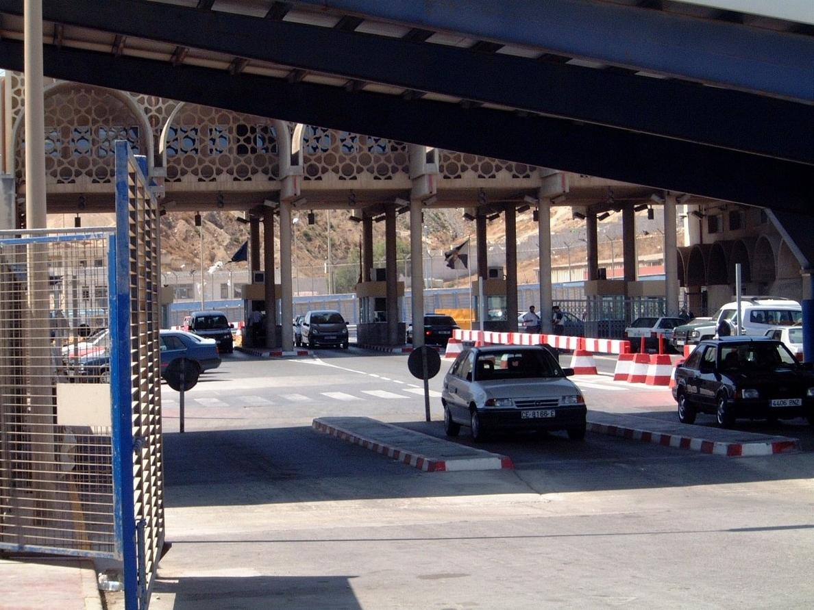 Interior introducirá sistemas de reconocimiento facial para controlar a «todos» los que cruzan la frontera de Ceuta