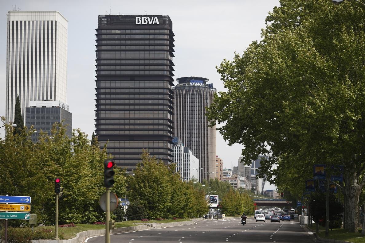 JP Morgan declara un 3,97% de BBVA, valorado en 2.200 millones, y se convierte en el segundo accionista
