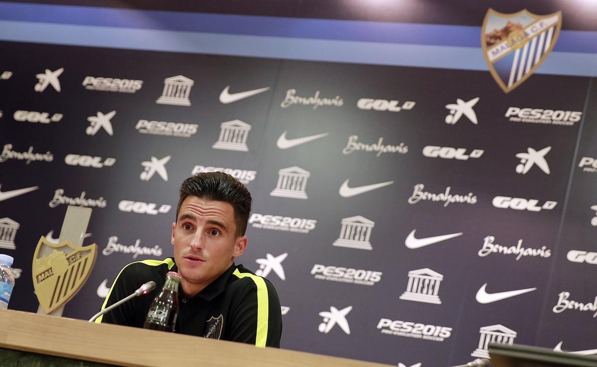 Juan Carlos Pérez (Málaga): «Tenemos ganas de jugar»