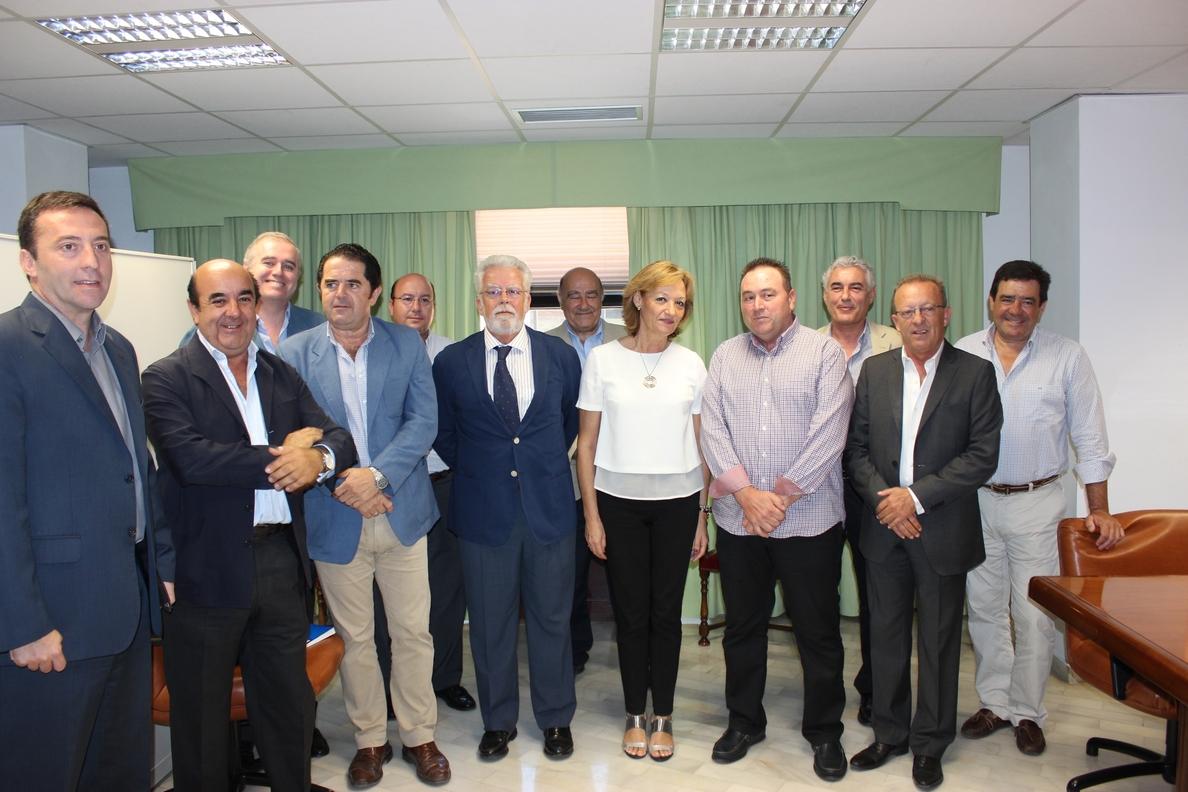 Junta analiza con Asaja la situación de la agricultura y ganadería andaluzas y apuesta por el diálogo permanente