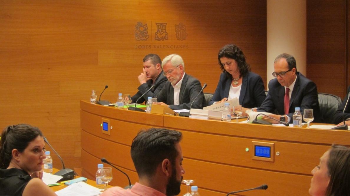 Lerma (PSPV) defiende la ampliación de competencias y la reducción de representantes en el Senado