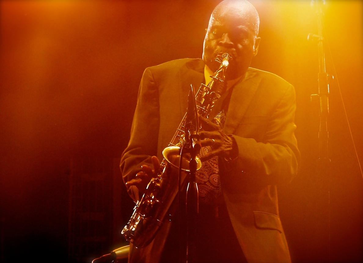 El saxofonista Maceo Parker actuará este viernes en el Festival de Blues de Getxo (Bizkaia)