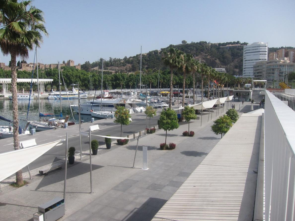 Málaga para la Gente exige al PP «una visión estratégica» para el puerto de la capital