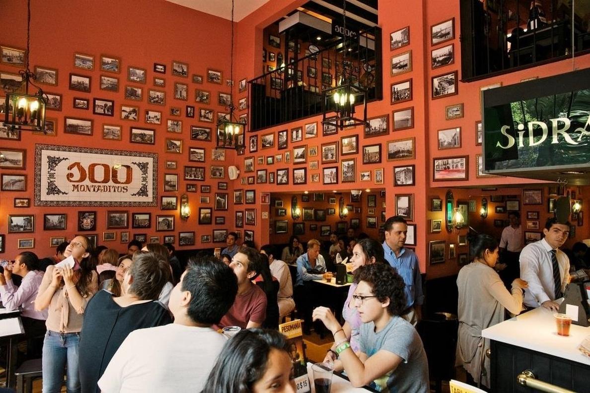 »100 Montaditos» incide en su expansión en Estados Unidos con un nuevo restaurante en Miami Lakes
