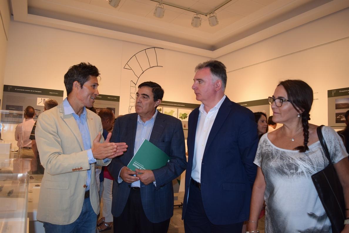 El Museo acoge hasta final de año la exposición »Saltés, en las puertas del Paraíso»