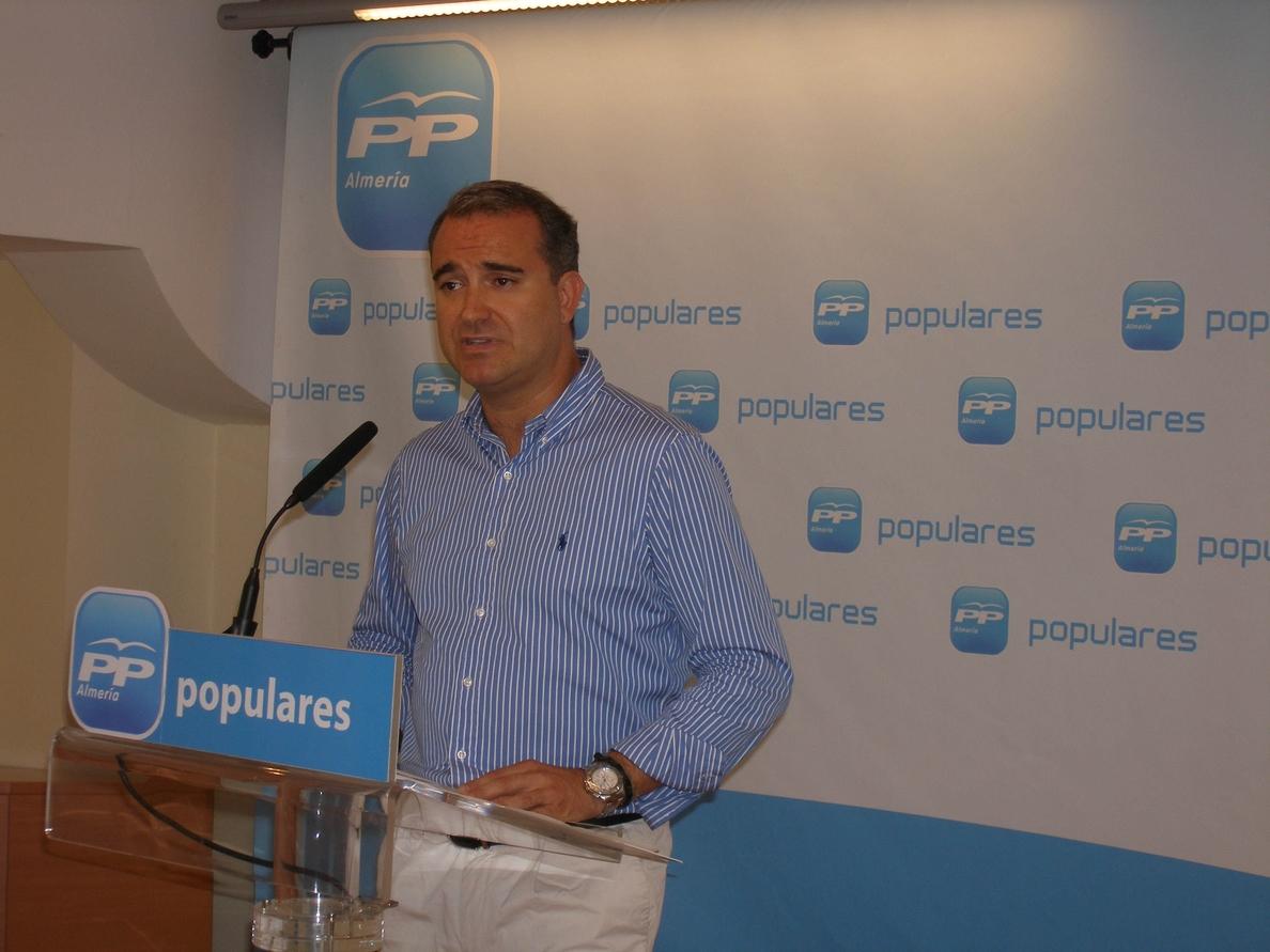 PP pide a Junta que «afronte su nefasta gestión» en empleo y ofrece la colaboración de la Diputación