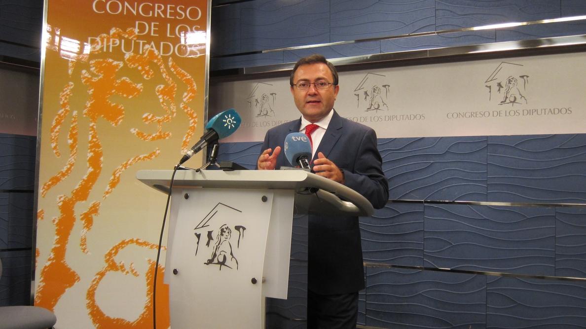 PSOE-A denuncia que las políticas activas de empleo para Andalucía se han recortado a más de la mitad con Rajoy