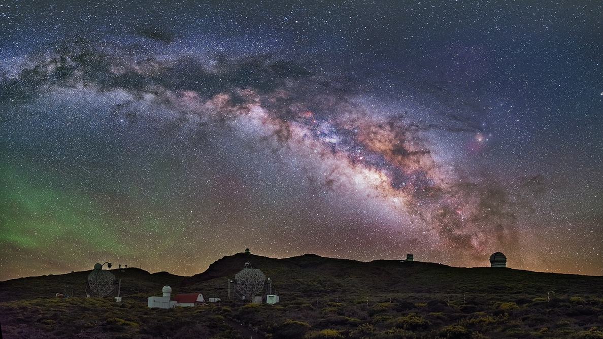 La Palma será sede de la mayor red de telescopios de rayos gamma