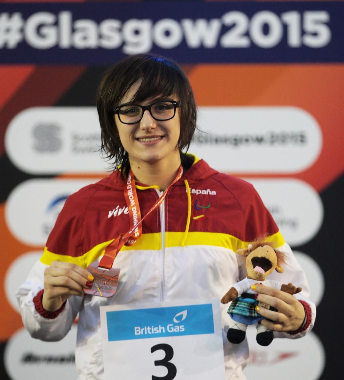 Perales y Delgado suman sendos bronces en los Mundiales de Glasgow