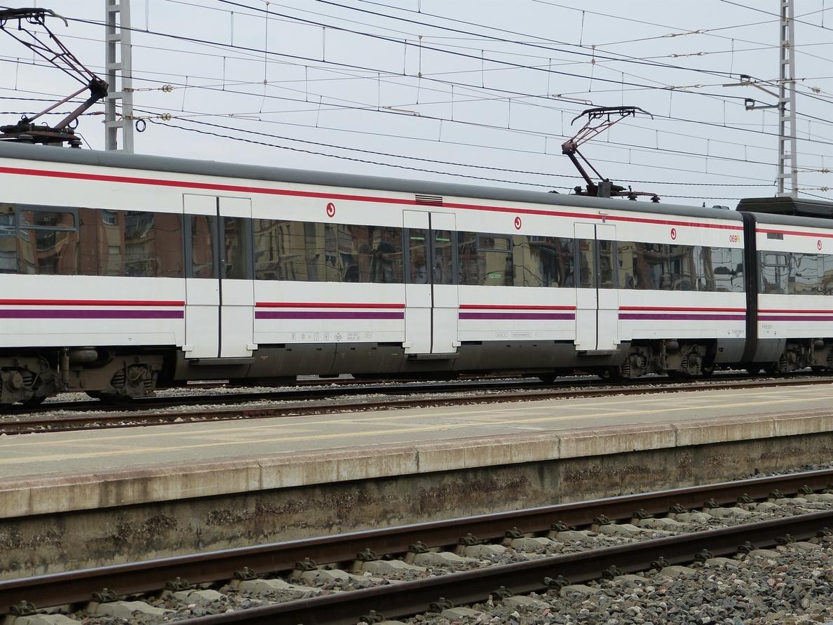 La R16 y la RT2 de Rodalies modifican horarios por obras del Corredor Mediterráneo