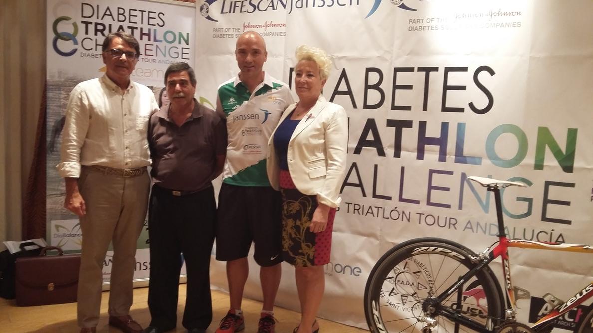 Salud apoya una campaña de concienciación sobre la importancia de la actividad física en las personas con diabetes
