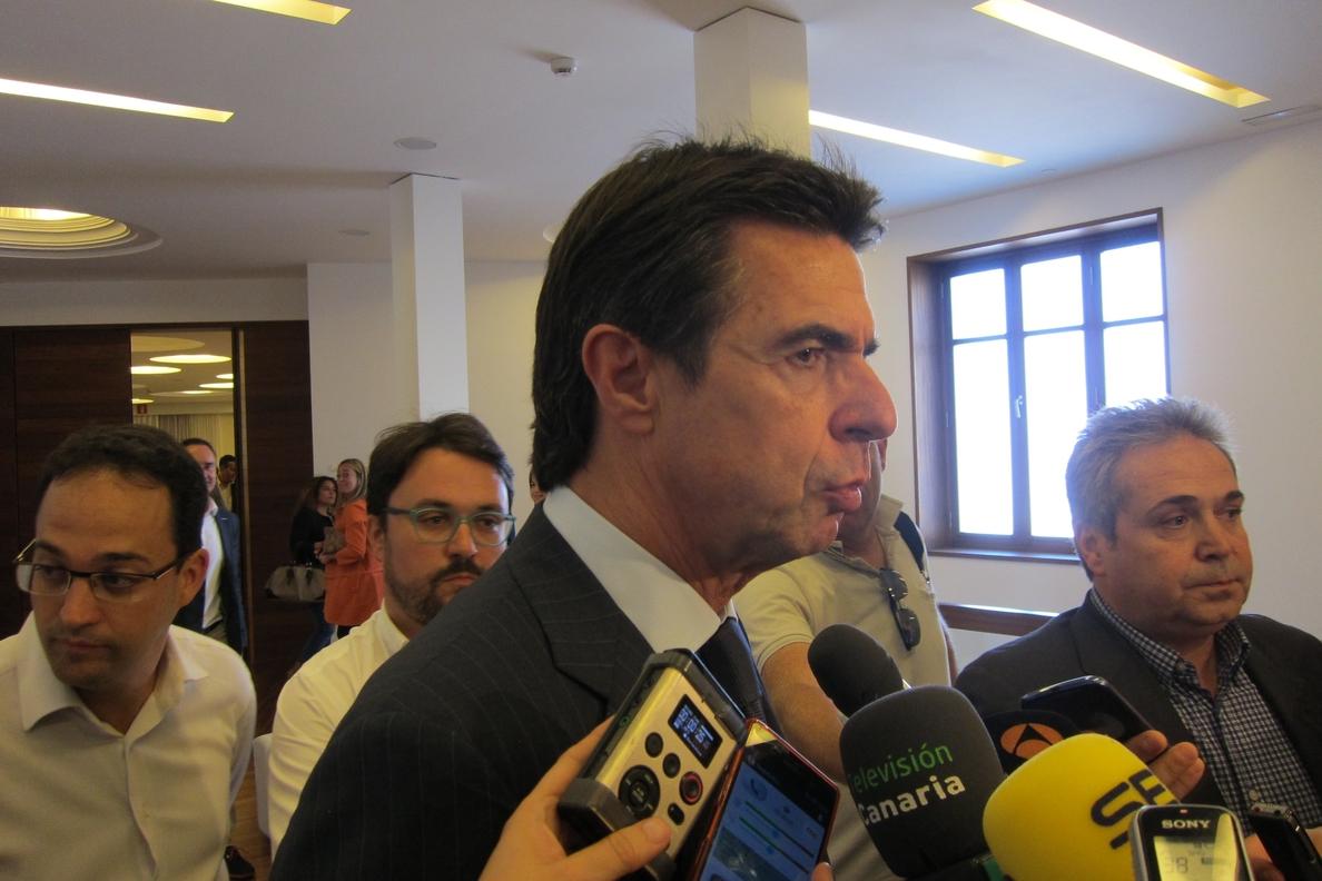 Soria subraya que el MWC prueba que si las instituciones «aúnan fuerzas» todos ganan