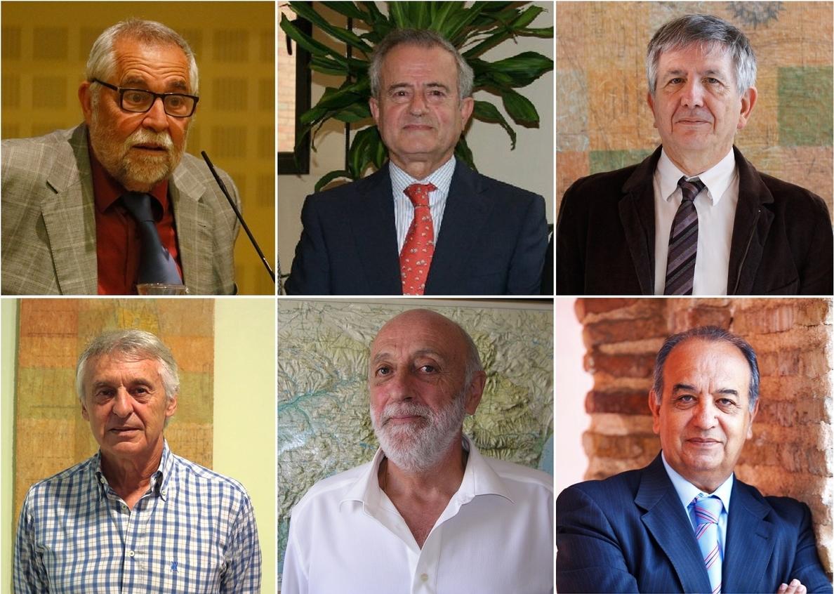 El consejo de gobierno de la UPO aprueba conceder la Medalla al Mérito de la universidad a seis catedráticos